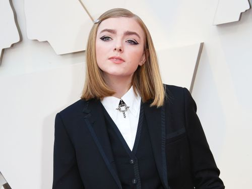 How Elsie Fisher, Zendaya, And Young Hollywood Are Reclaiming The Pantsuit