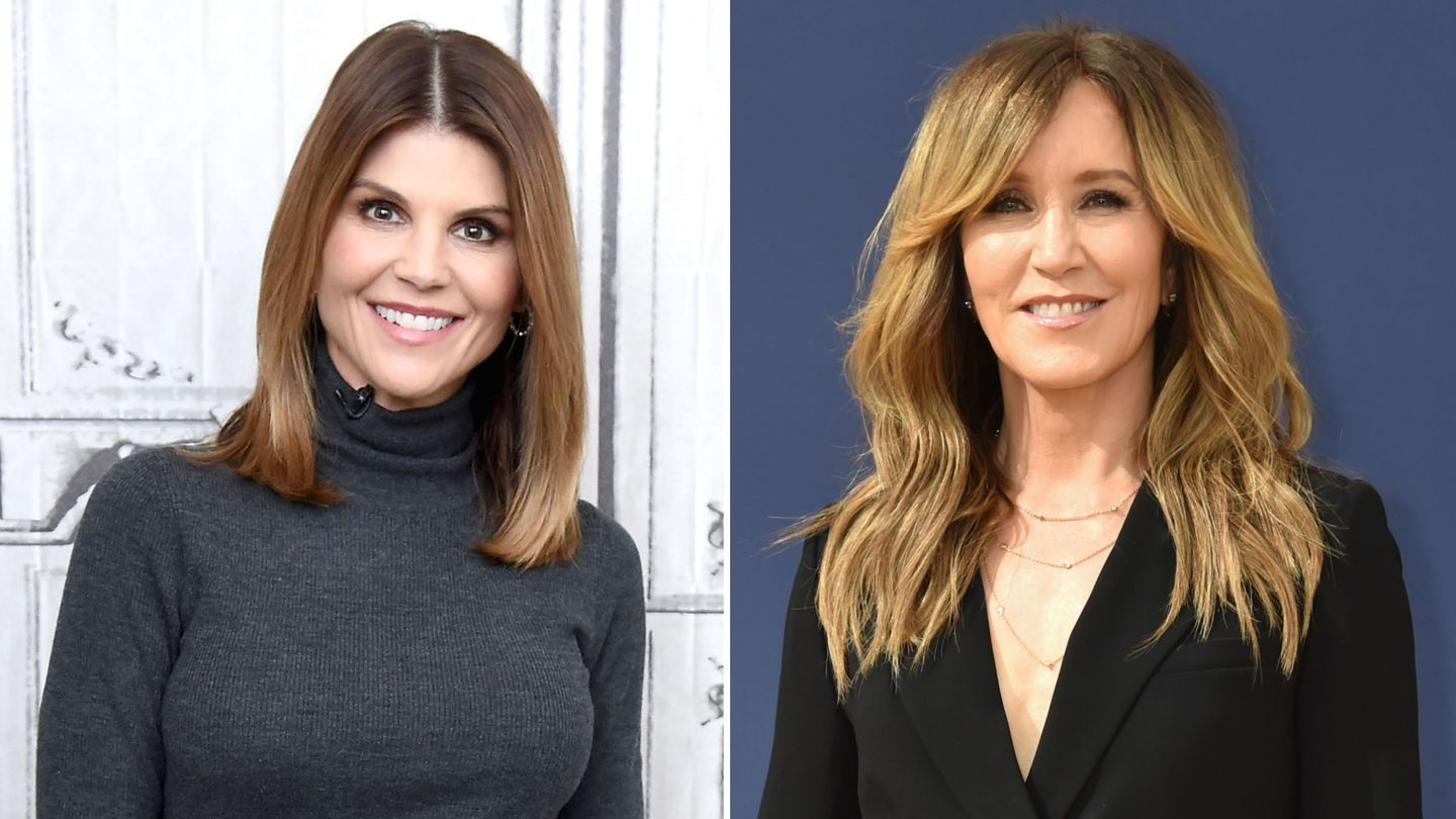 Lori Loughlin, Felicity Huffman Among Parents Caught In