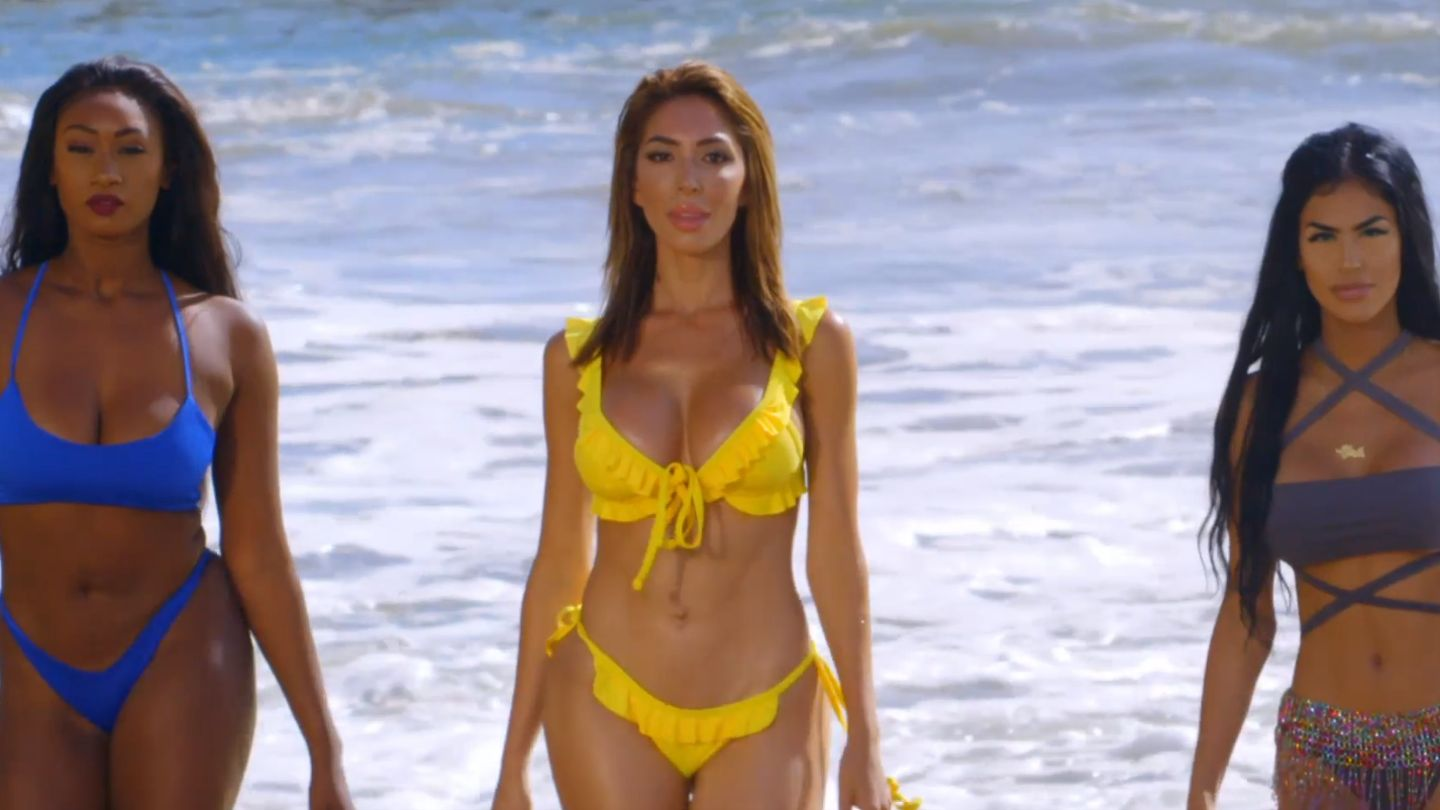 Not-So-Permanent Exit: Farrah, Janelle And Nicole Are Returning To The Beach