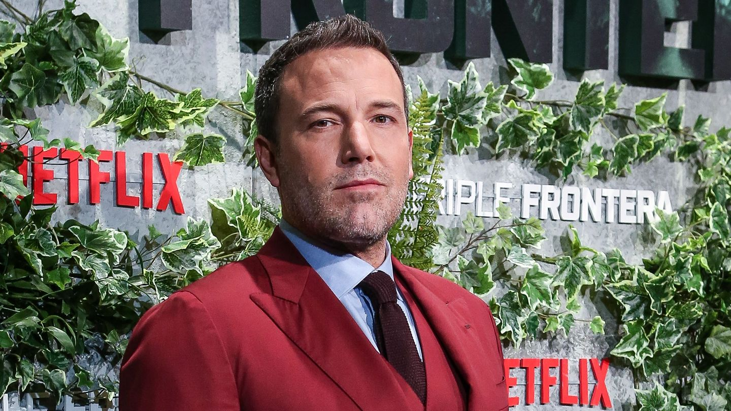 Ben Affleck Loves His Massive Back Tattoo, Even If You Don't