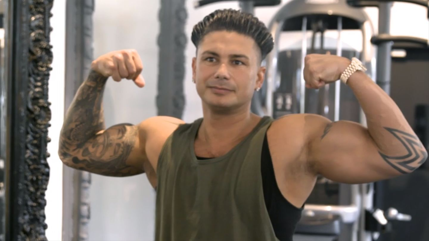 How To Get A Body Just Like DJ Pauly D's - MTV