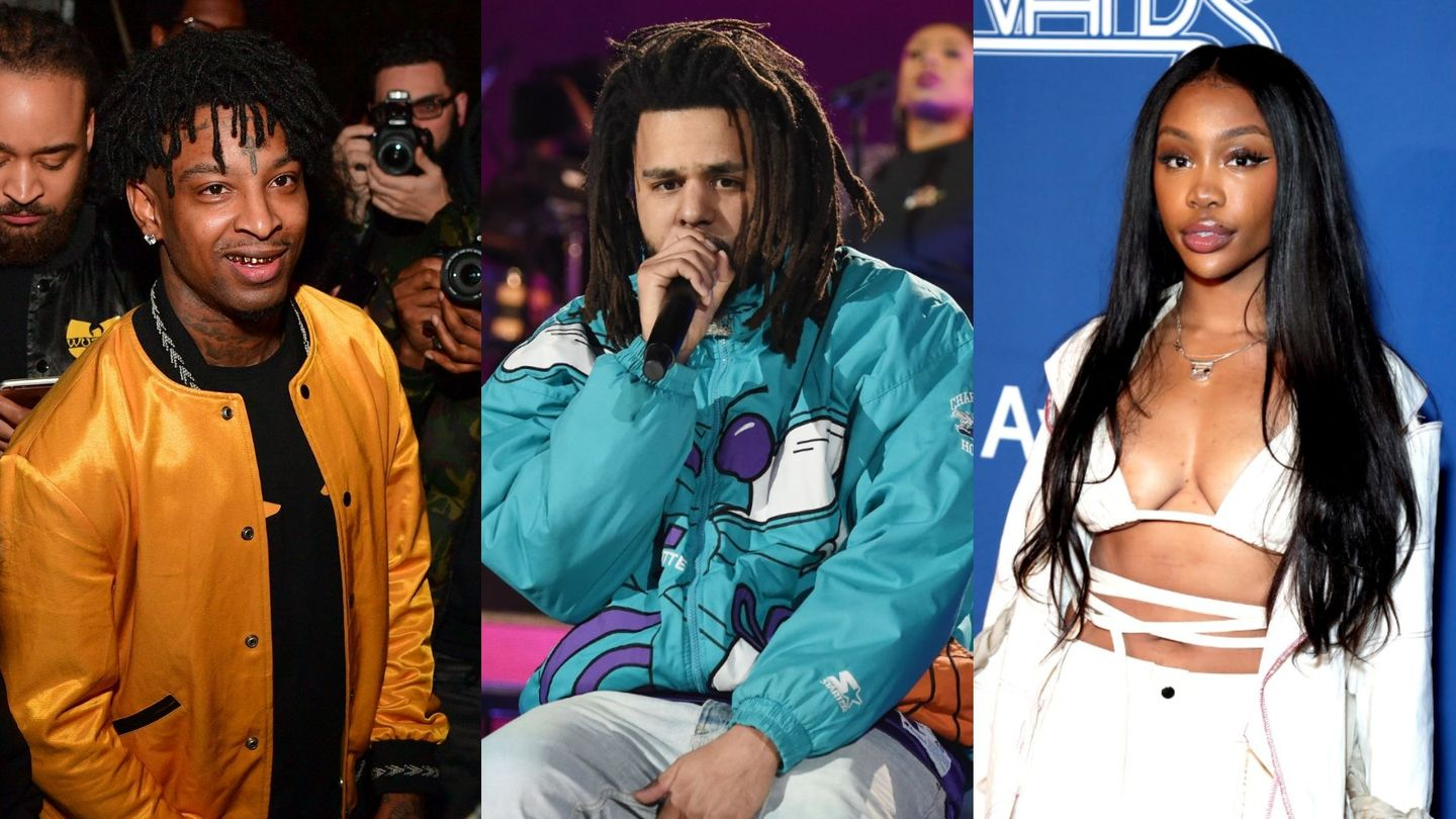 J. Cole's Dreamville Festival Lineup Is A Literal Dream: 21 Savage, SZA, Big Sean, Teyana Taylor, And More