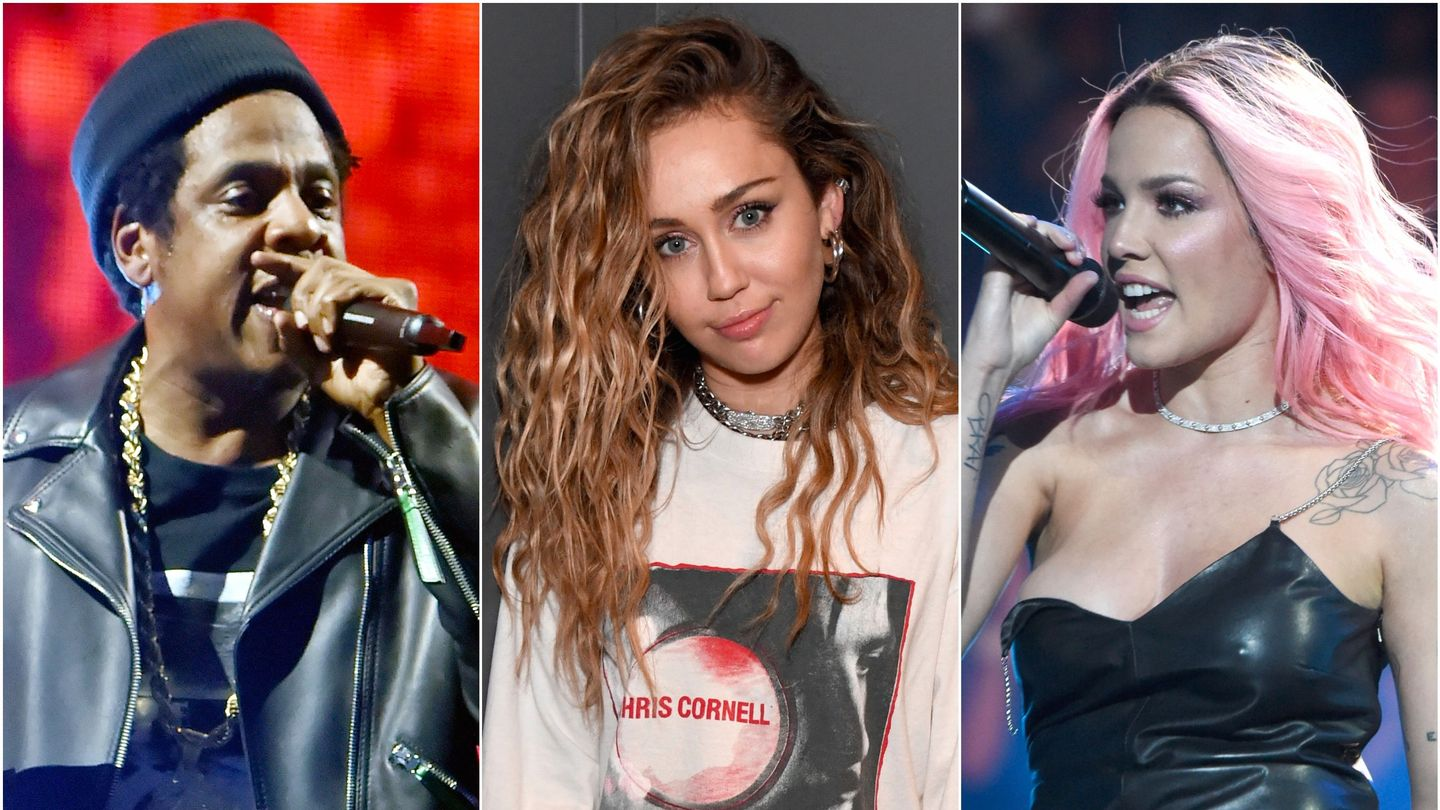 Miley Cyrus, Halsey, And Jay-Z: The Eclectic Woodstock 50 Lineup Is Here