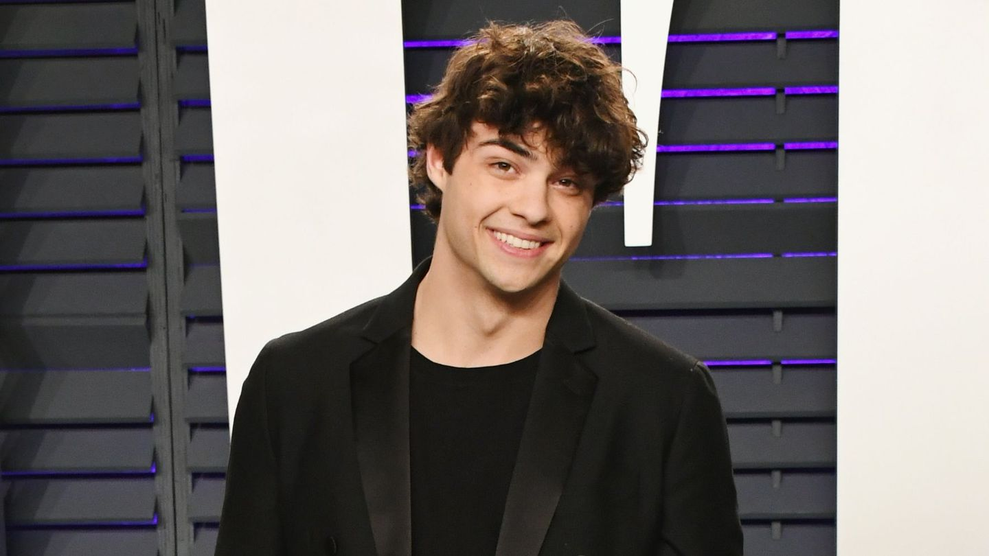 Noah Centineo's Next Role Will Require A Lot Of Finely Tuned Muscles