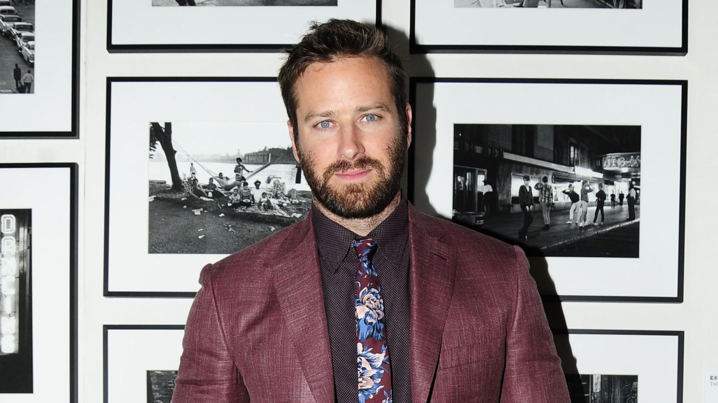 Armie Hammer Isn't Sure He Really Wants A Call Me By Your Name Sequel