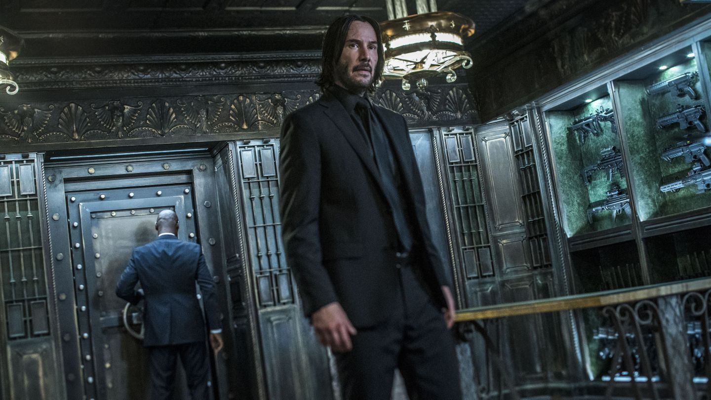 Keanu Reeves Is Still Avenging His Lost Dog in New John Wick: Chapter 3 Trailer