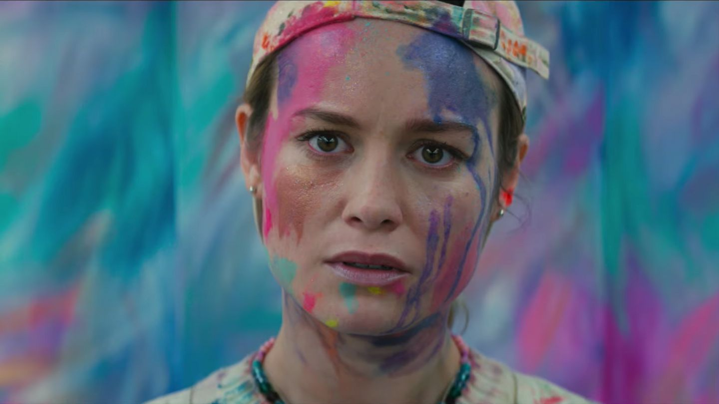Brie Larson And Samuel L. Jackson Reteam For Netflix's Unicorn Store: Watch