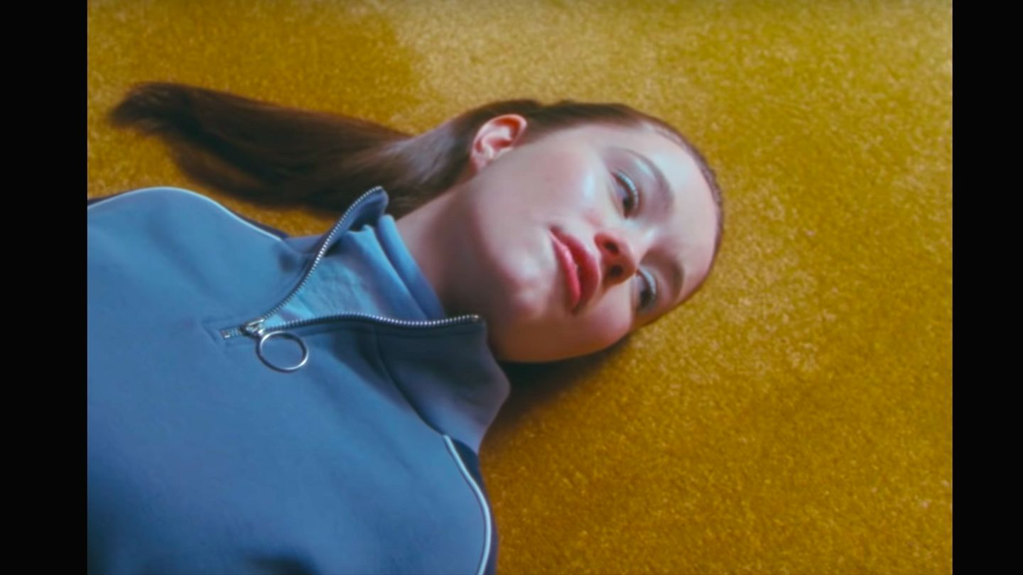Sigrid Has A Joyous Dance Party For One In Her 'Don't Feel Like Crying' Video