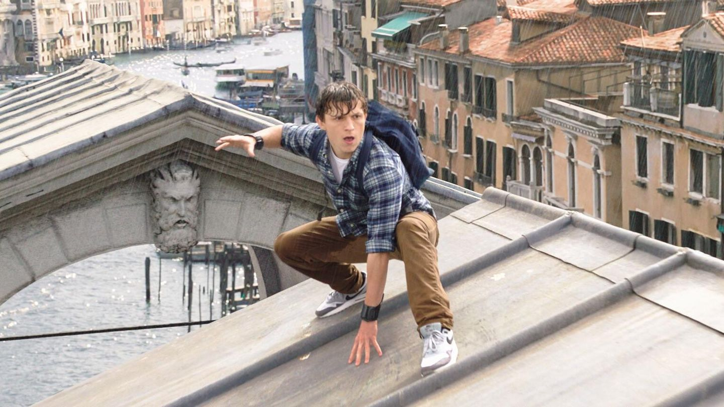 Spider-Man: Far From Home Posters Introduce A New Look For Spidey