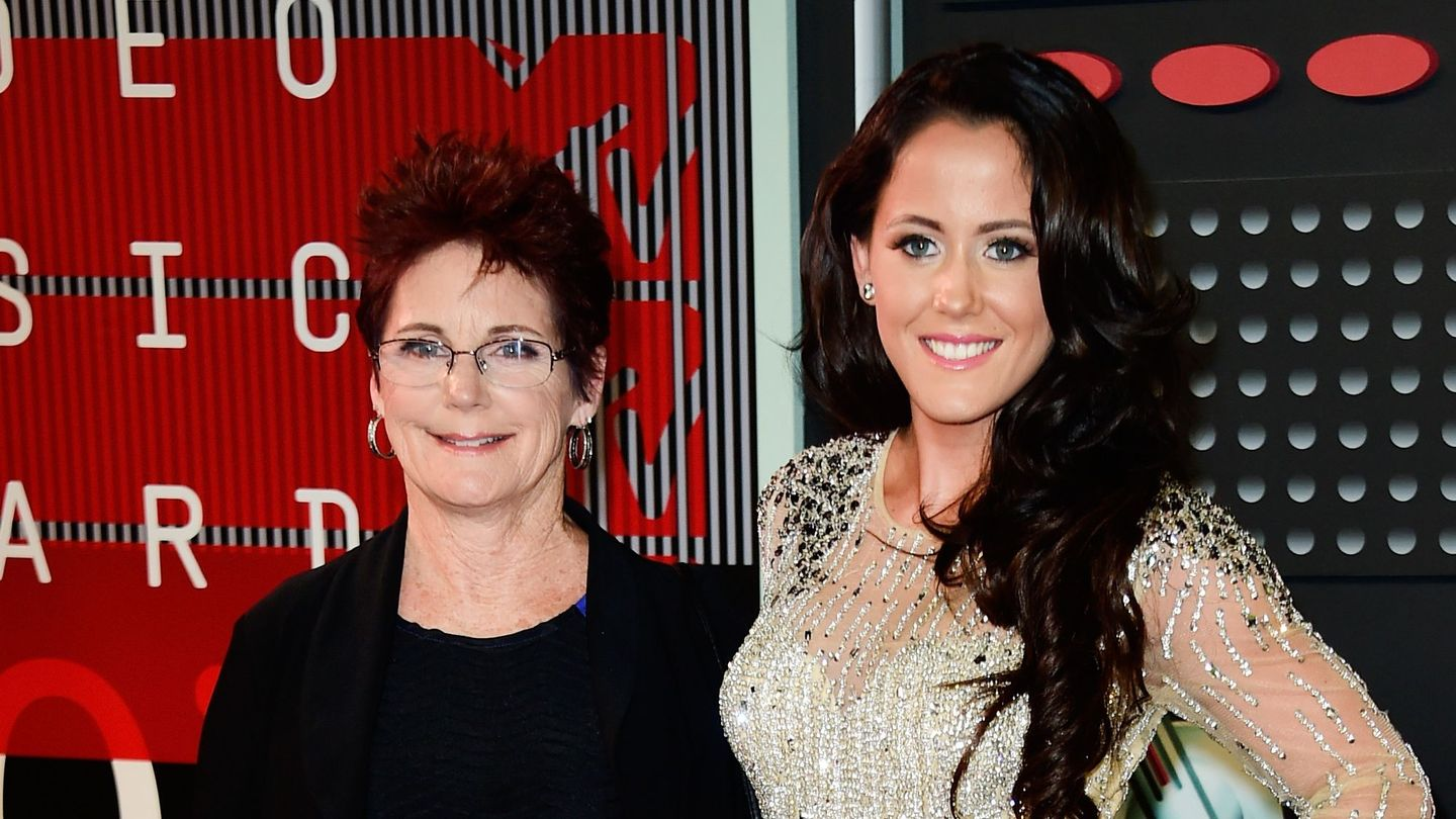 'Glad We Have Reconnected': Jenelle Evans Is Sending Birthday Love To Her Mother Barbara