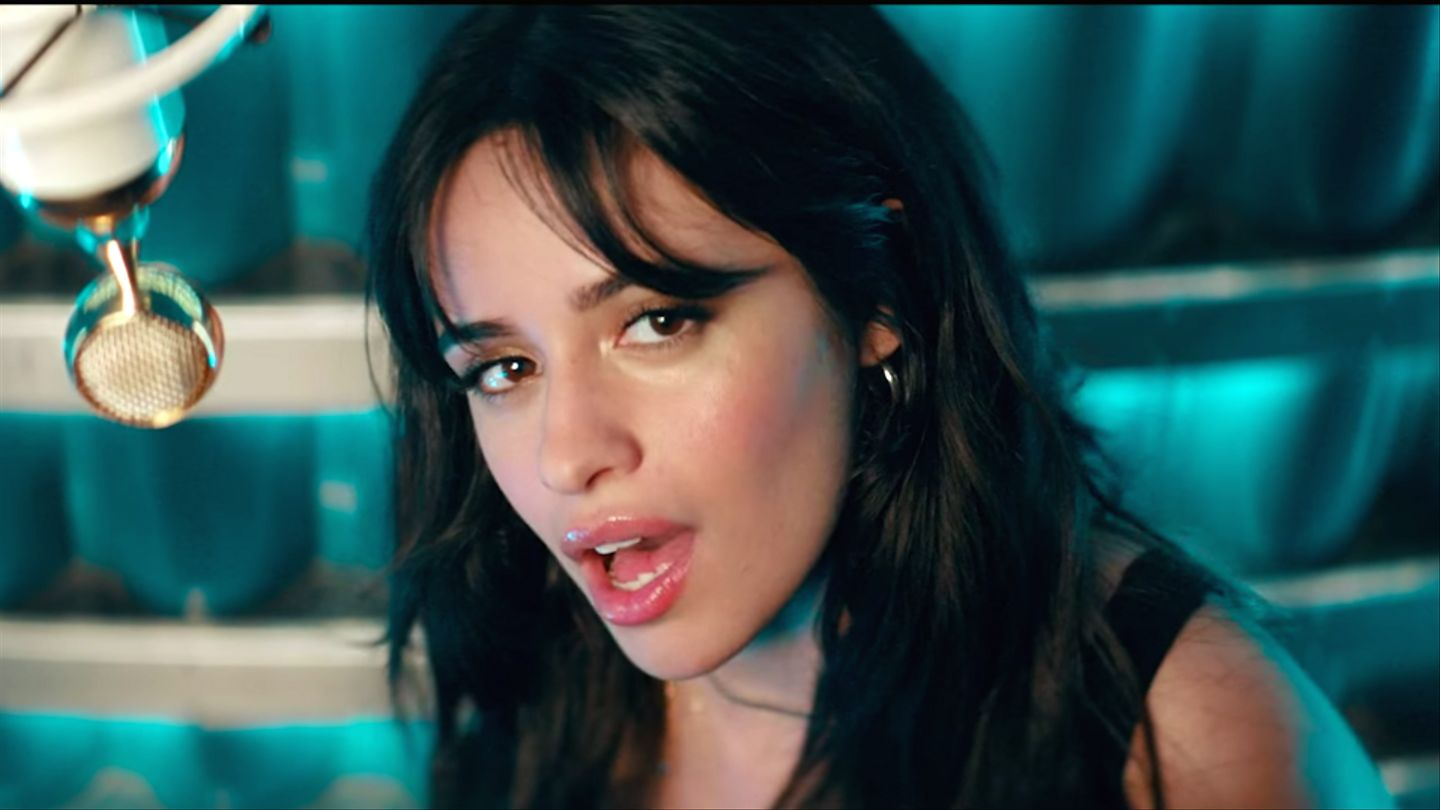 Camila Cabello Joins One Of Her Musical Heroes For A Feel-good New Video