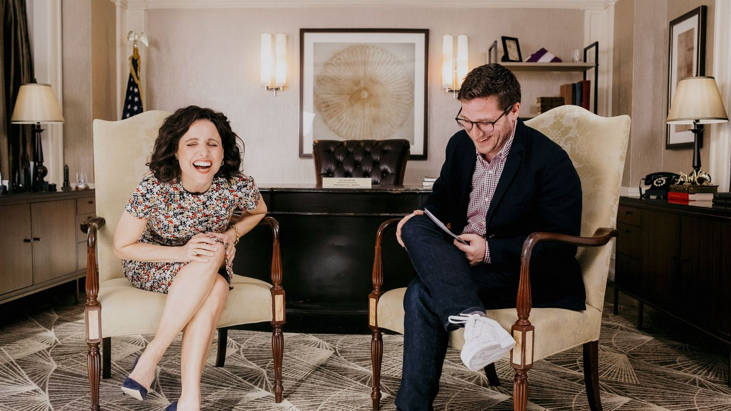 Julia Louis-Dreyfus Opens Up About Veep's Final Season, Her '90s Style Regrets, And More