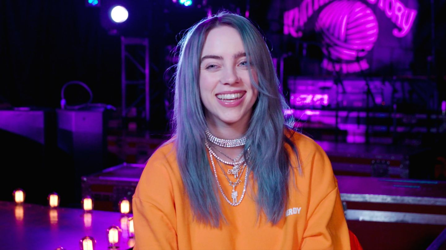 Billie Eilish Breaks Down The Narcoleptic 'Xanny': 'I Wanted It To Feel Miserable'