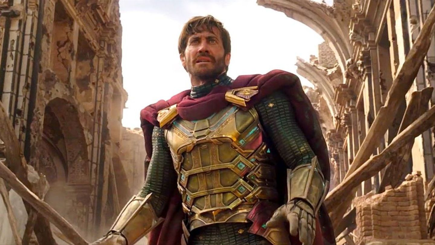 Yes, Jake Gyllenhaal's Mysterio Will Keep The Helmet In Spider-man: Far From Home