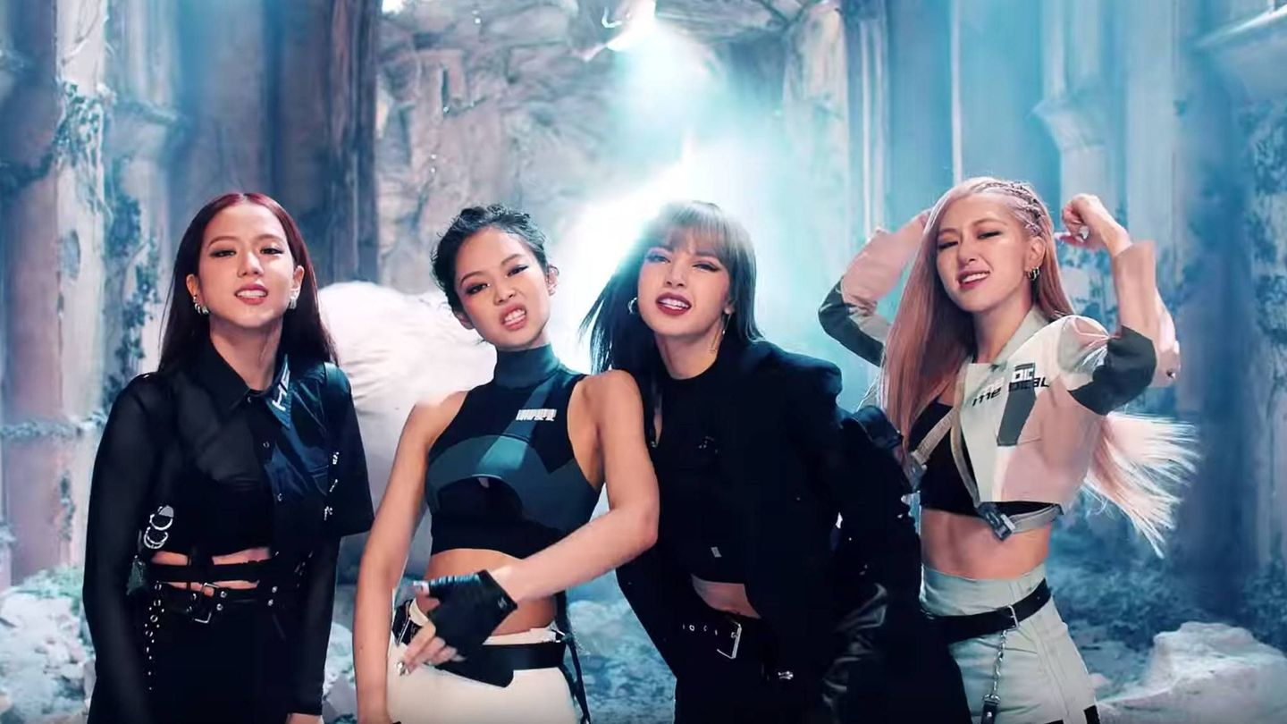 Blackpink's Video For Comeback Single 'Kill This Love' Actually Belongs In A Museum