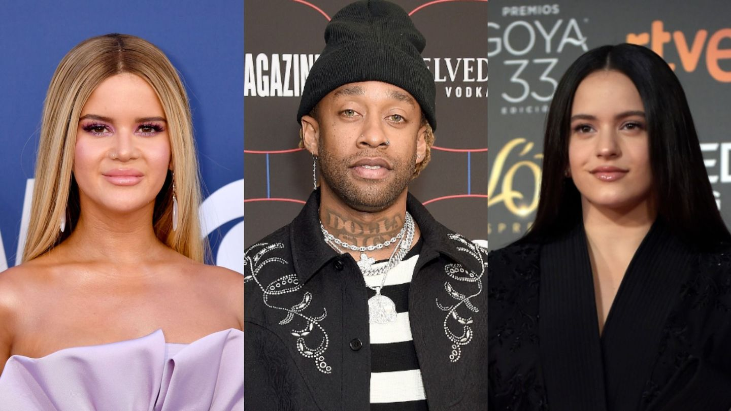 Maren Morris, Ty Dolla $ign, Rosalía, And More Will Protect The Crown On New Game Of Thrones Album