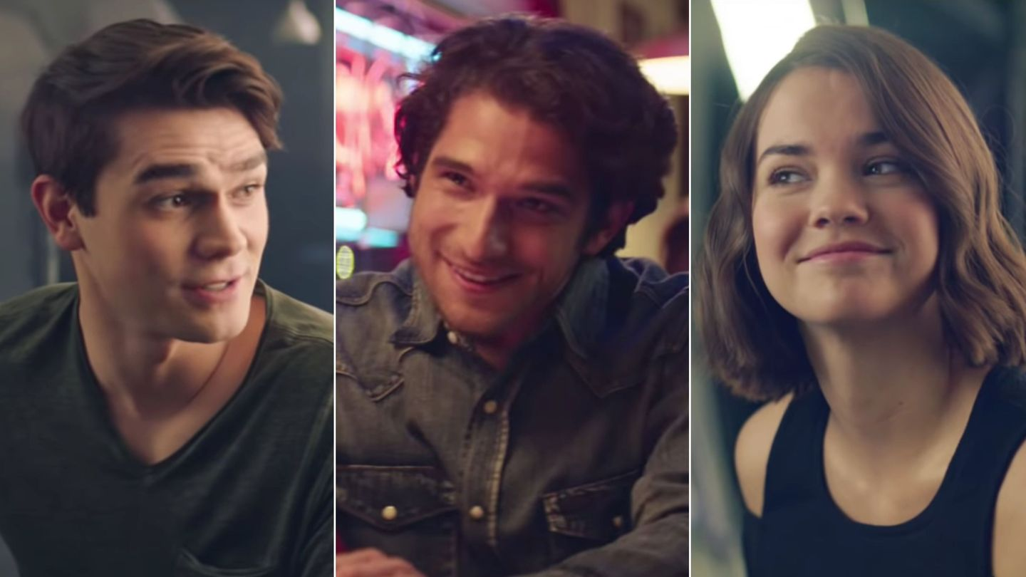 Tyler Posey, KJ Apa, And More Star In Netflix's Coming-Of-Age Movie, The Last Summer