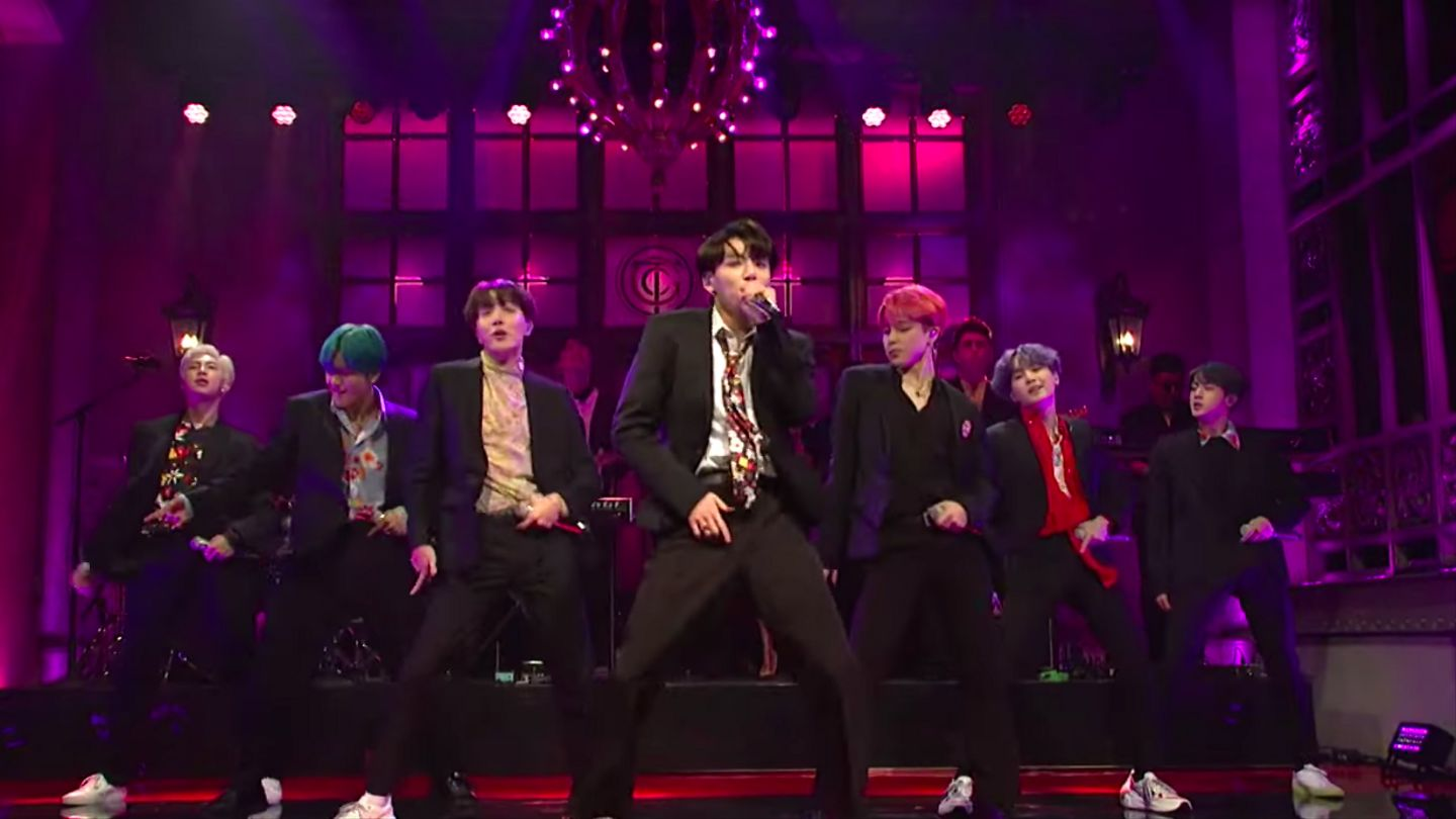 Bts Make History And Shatter Cultural Barriers With Rousing Saturday Night Live Performances