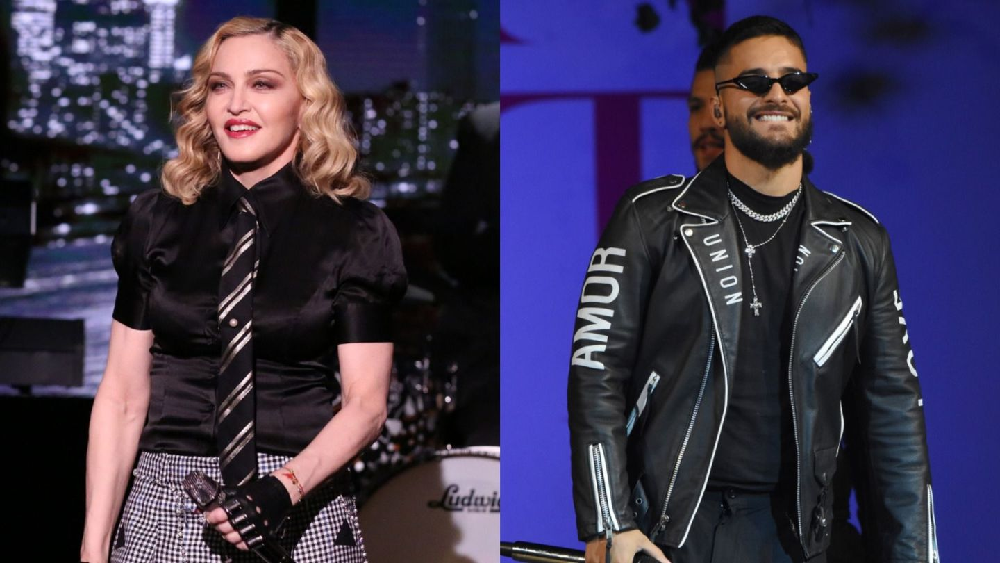 Madonna's First Song In 4 Years Is Here — And Maluma Lends An Assist