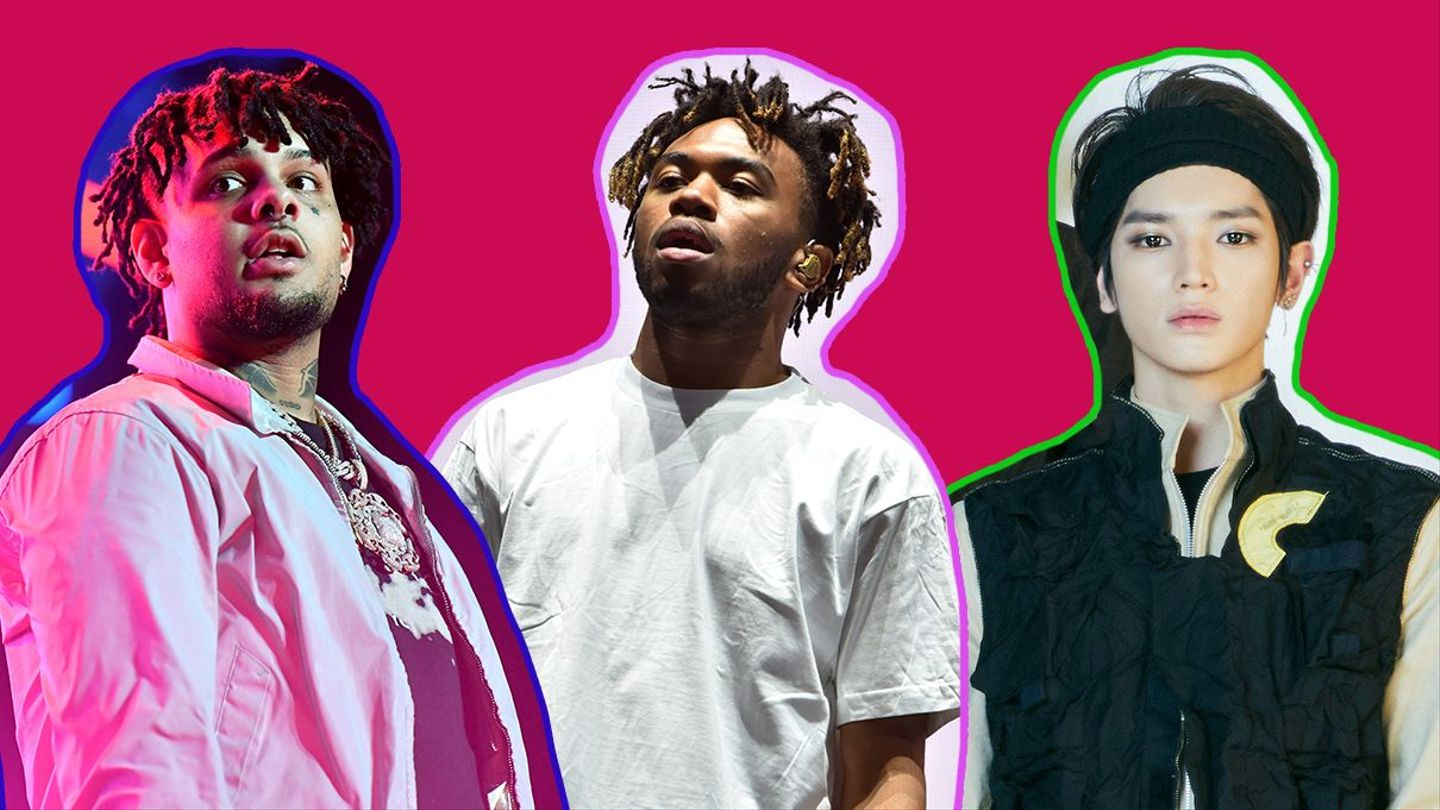 Bop Shop: Songs From Kevin Abstract, NCT 127, Smokepurpp, And More