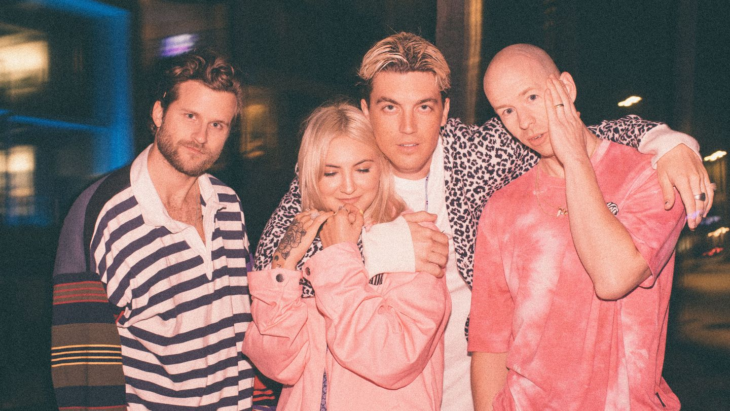 Lany And Julia Michaels Tell Us How They Turned Heartbreak Into A 'breezy Bop' With 'okay'