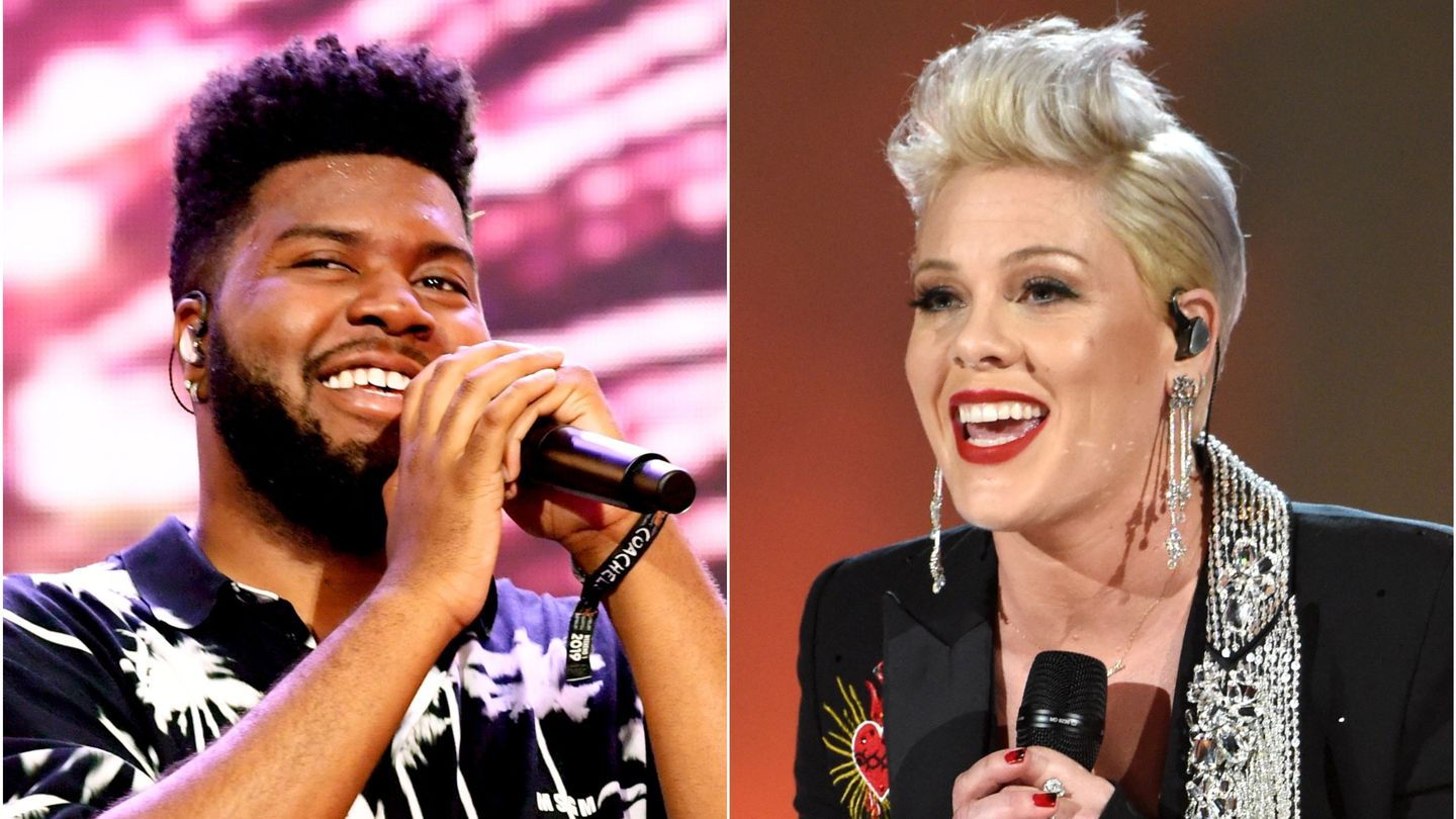 P!nk And Khalid Are An Unexpectedly Sweet Match On New Song 'Hurts 2B Human'