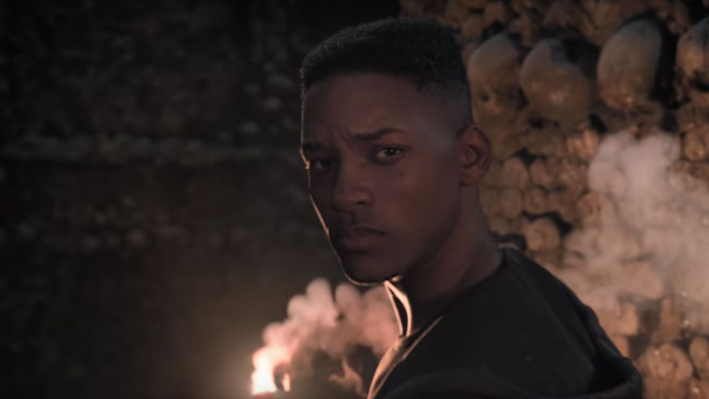 Will Smith Is His Own Worst Enemy In Gemini Man Trailer