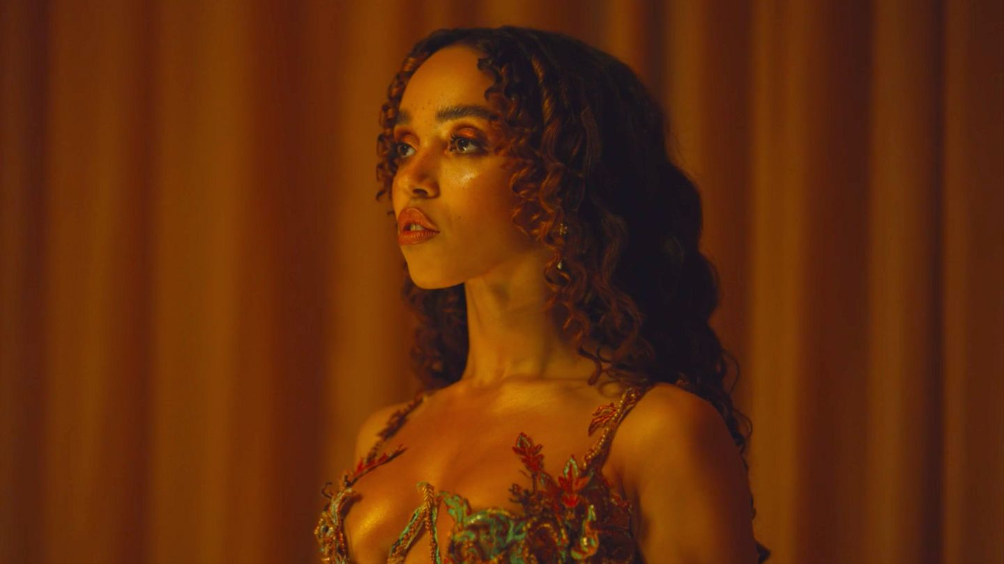 FKA Twigs Is Back — See Her Gorgeously Trippy New Video For 'Cellophane'