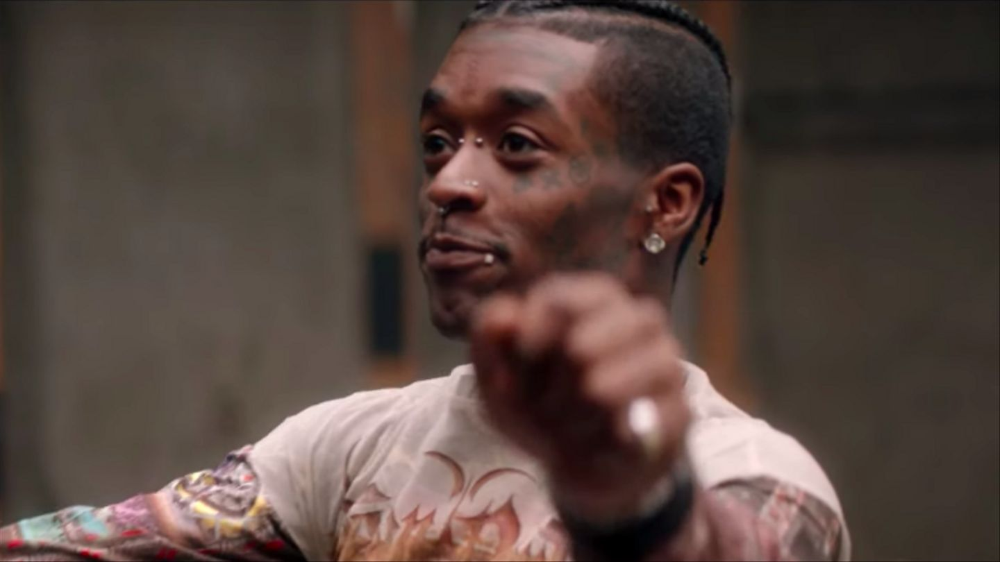 Lil Uzi Vert Is A Band Director For A Nude Violin Troupe In