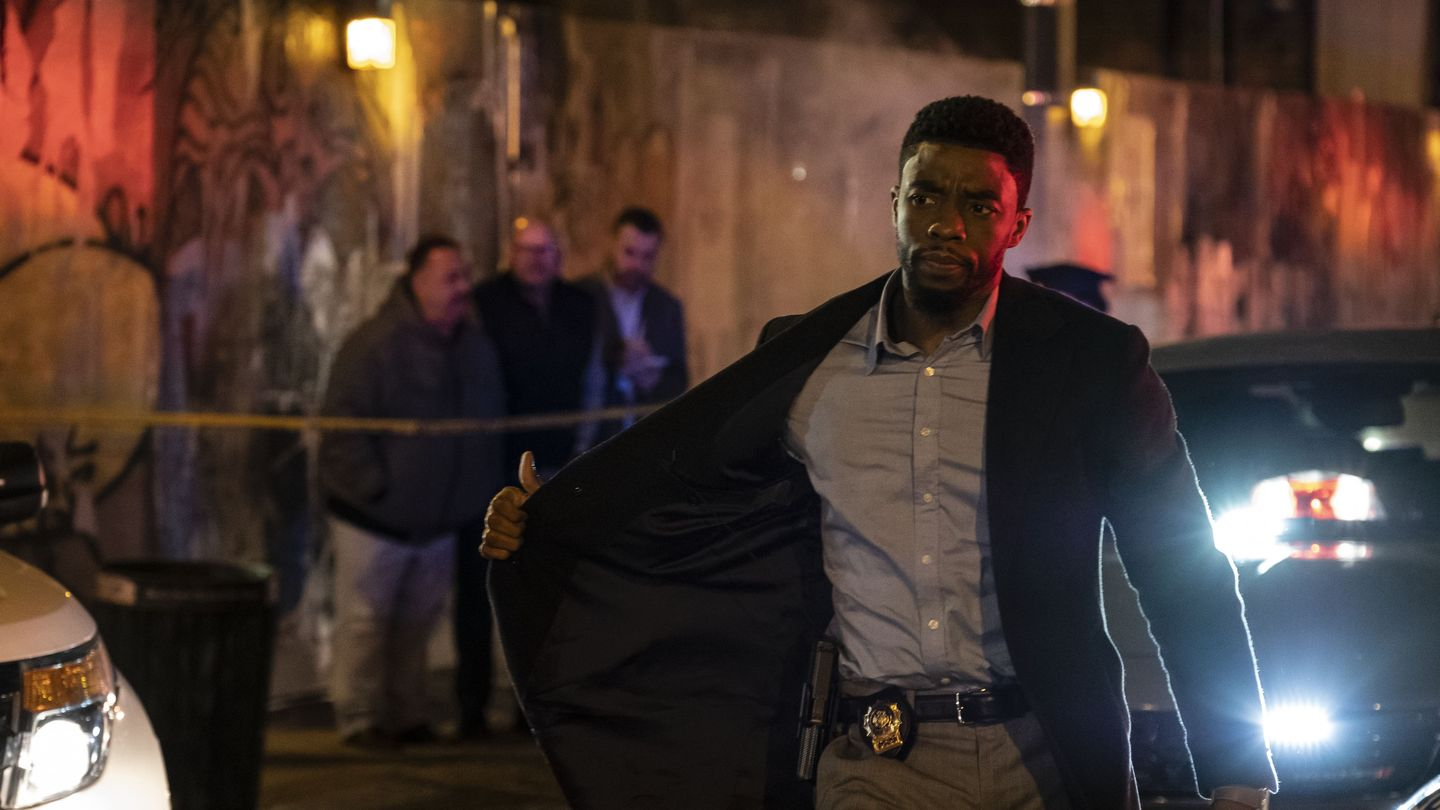 Chadwick Boseman Teams Up With The Russo Brothers Again For Gritty 21 Bridges