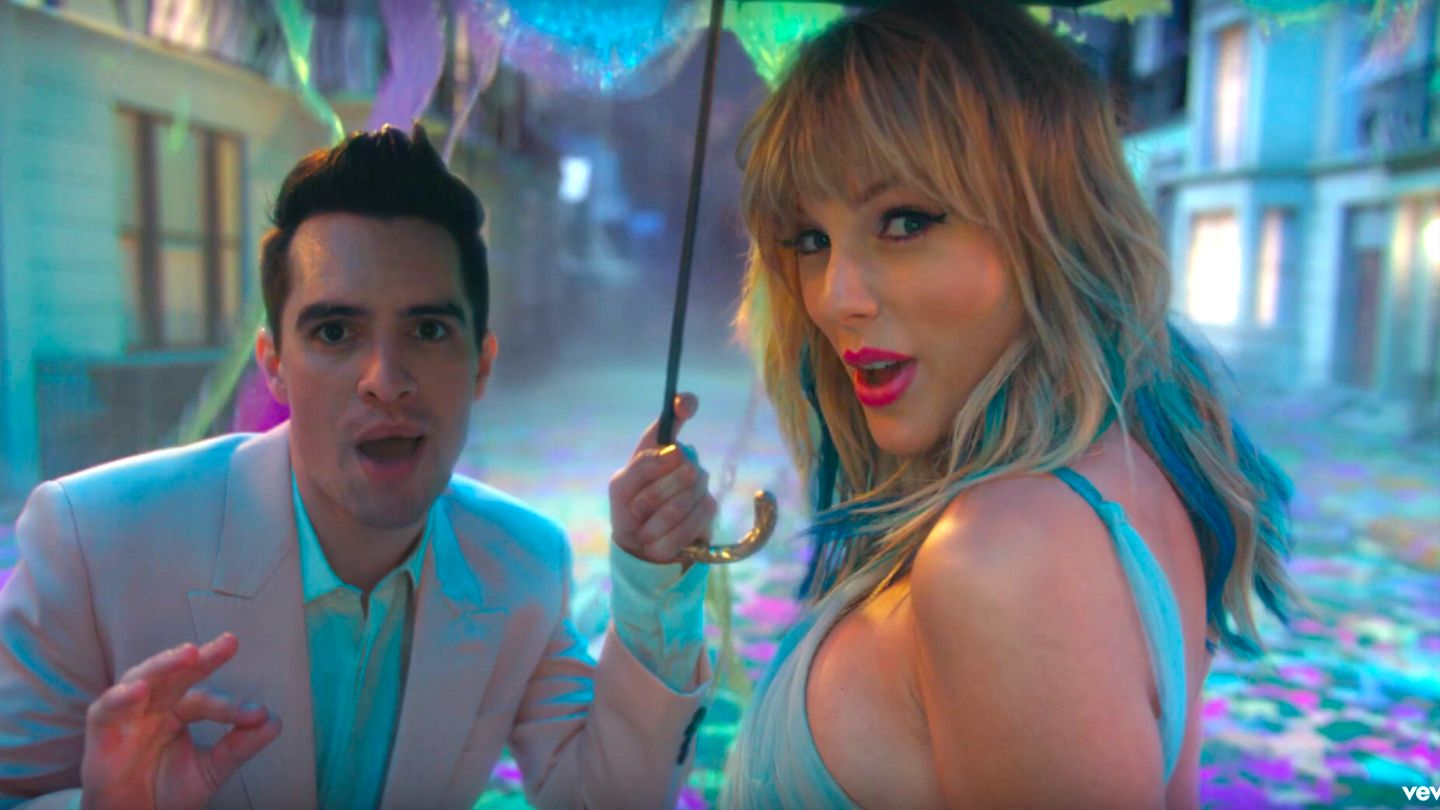 It's Here: Taylor Swift Is Back And Bubblier Than Ever In New 'ME!' Video