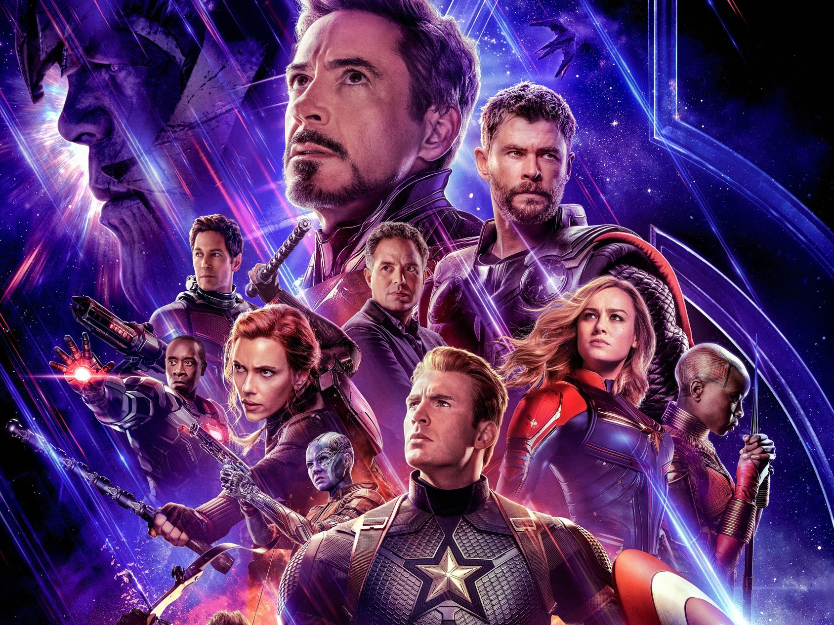Avengers: Endgame's 3-Hour Runtime Is A Stark Reminder Of