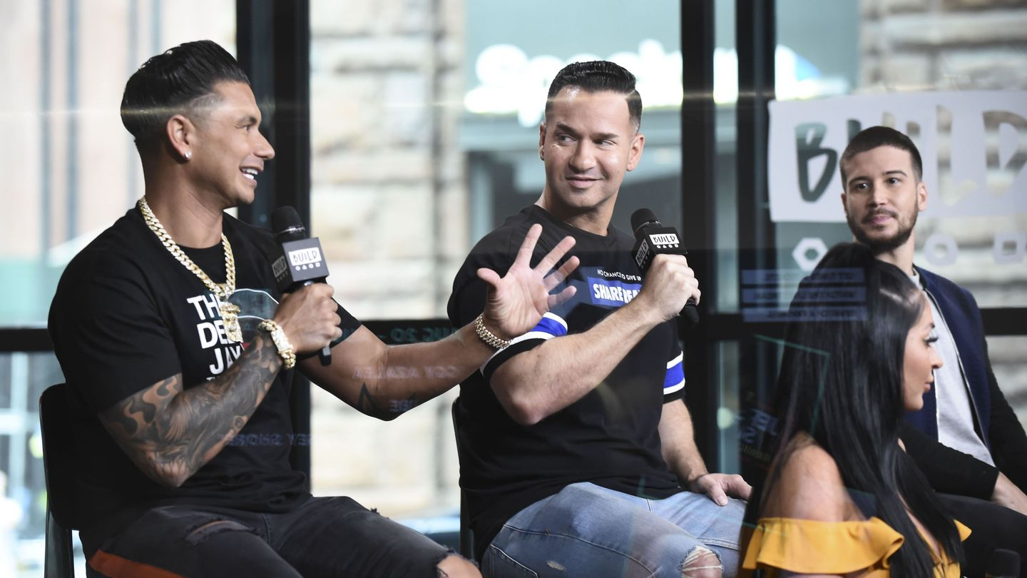 'tough Times Don't Last': Mike 'the Situation' Sorrentino Shares Photos From Prison