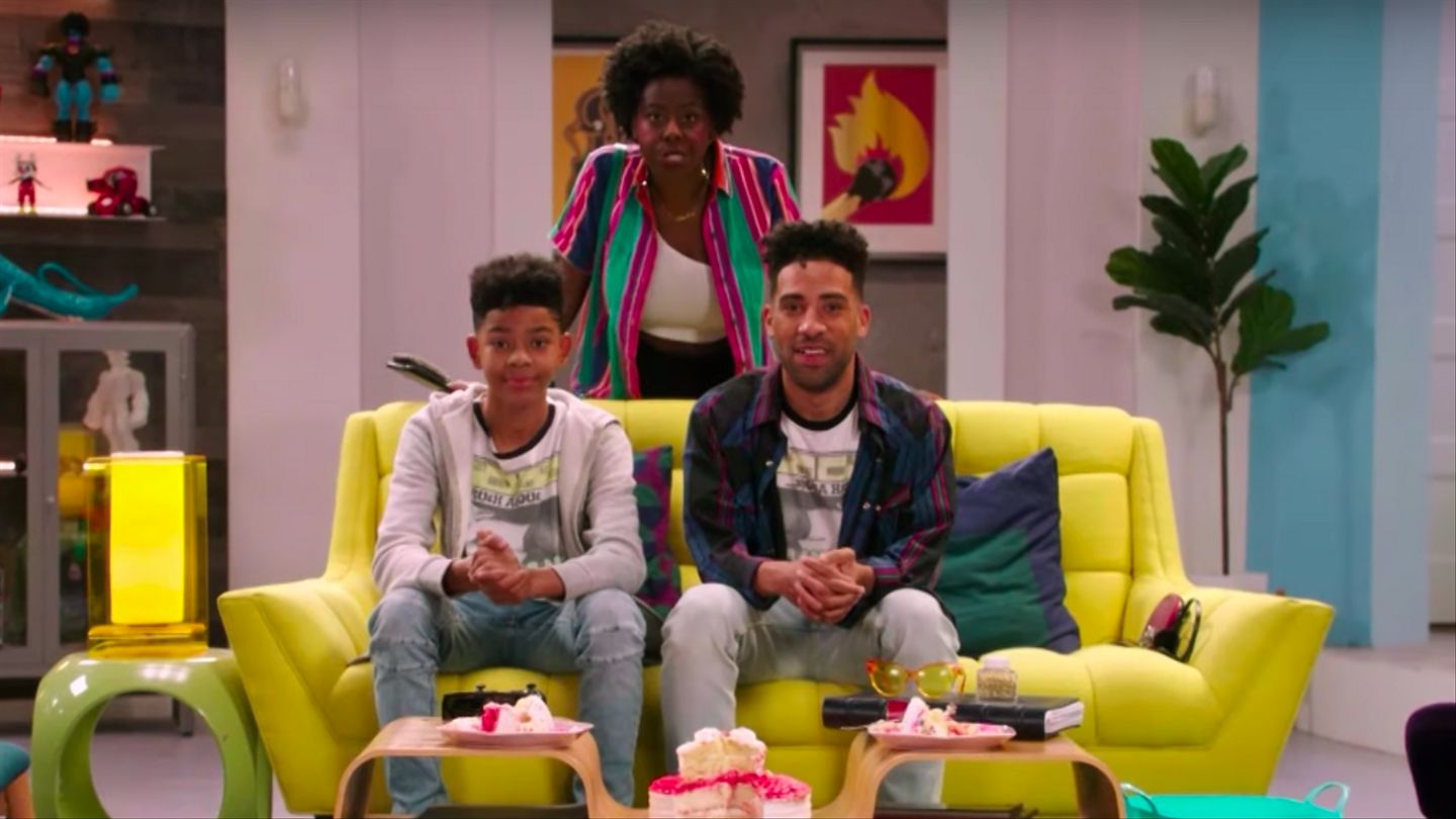 Kyle Is The Host Of A Chaotic Cartoon Comedy In First Trailer For New Series