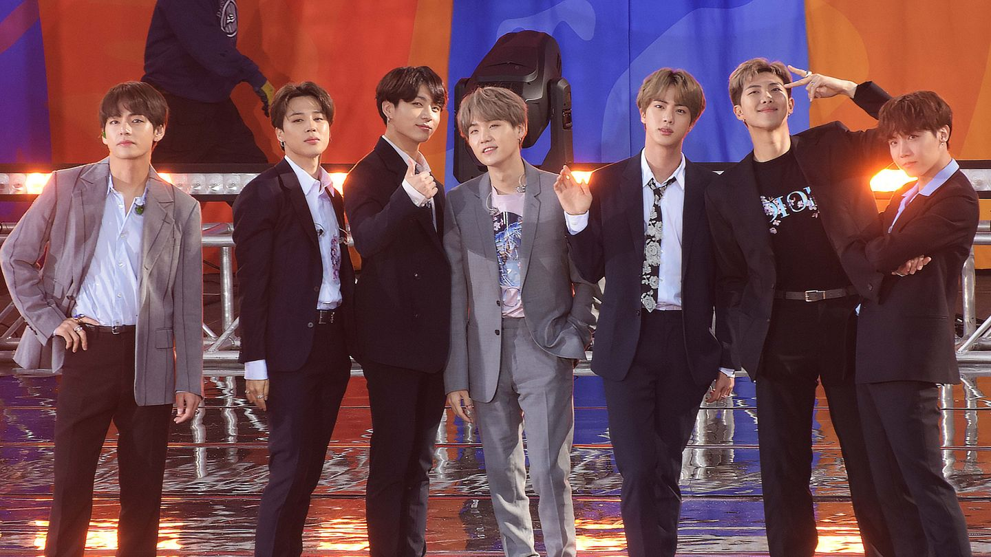 BTS Brought Songs Of Ice And 'Fire' To Good Morning America