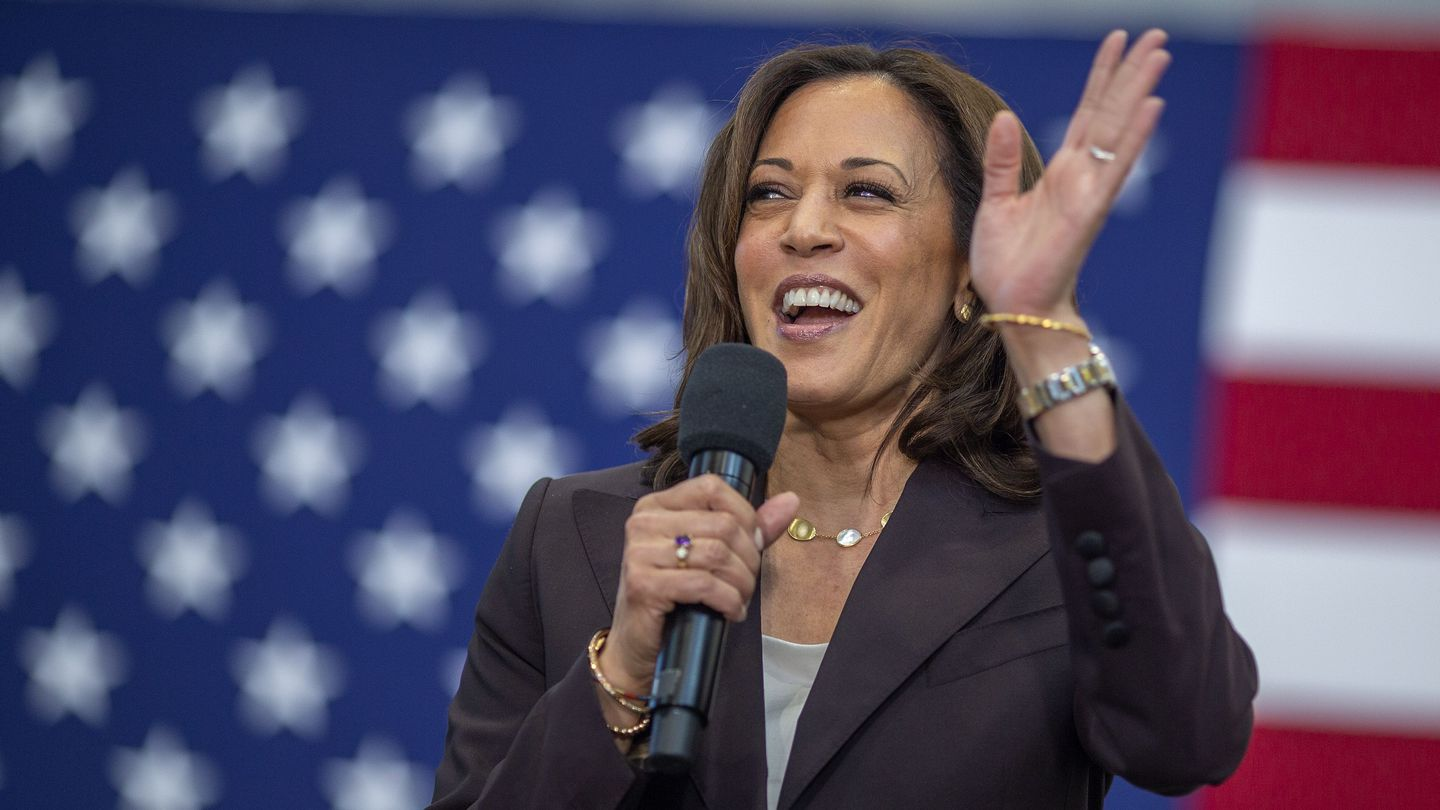 Kamala Harris Wants To Close The Wage Gap For Good