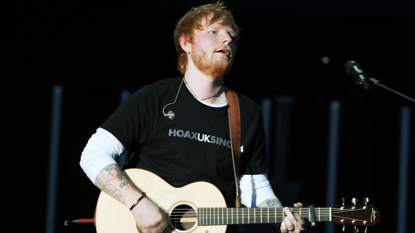 Ed Sheeran Has A New Album Of Superstar Collaborations On The Way
