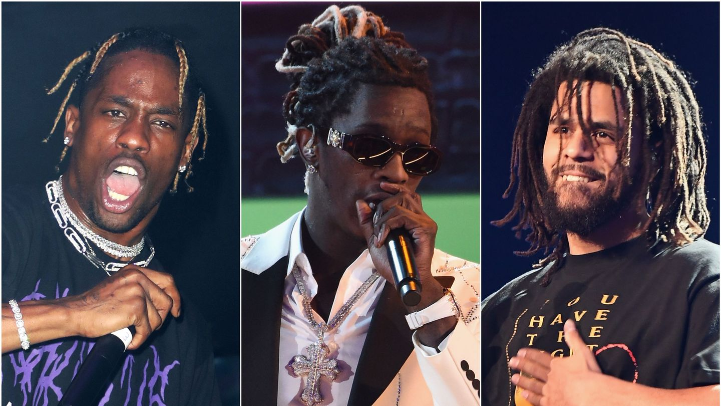 Young Thug, J. Cole, And Travis Scott Deliver A 'summer Anthem' With 'the London'
