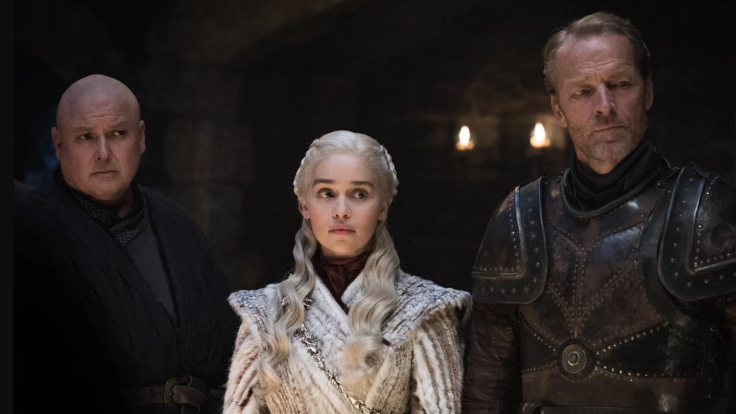 Ser Jorah Mormont Wasn't Originally Going To Meet The Same Fate In Game Of Thrones