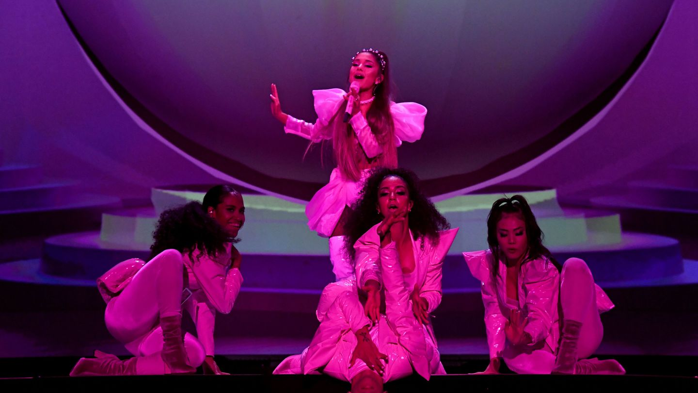 Ariana Grande Asks Fans To Stop Grabbing And Touching Her Friends During Her Shows