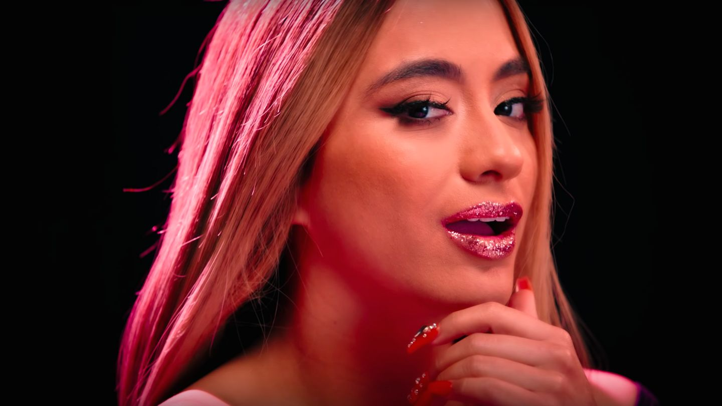 Ally Brooke Puckers Up In 'lips Don't Lie' Video With A Boogie Wit Da Hoodie