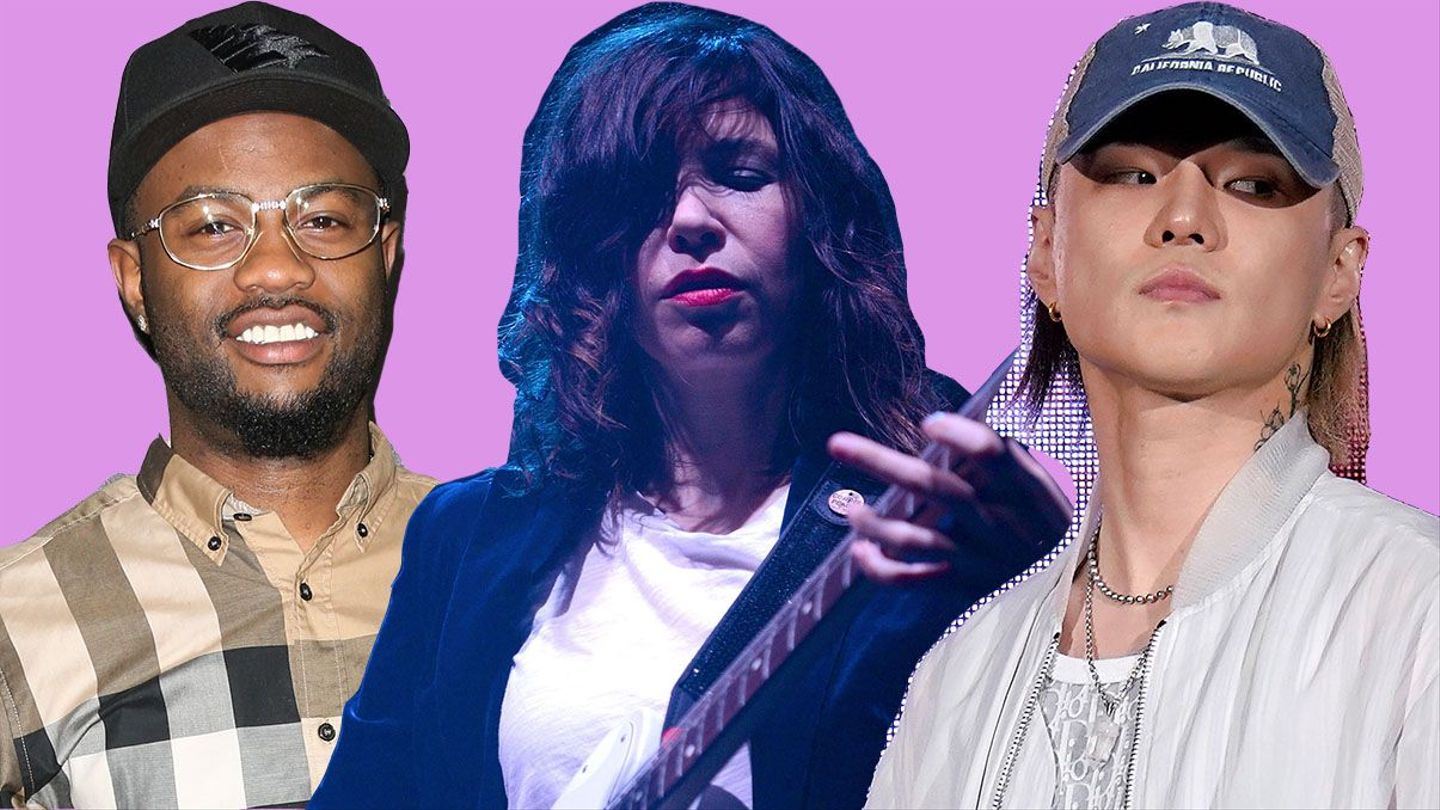 Bop Shop: Songs From Sleater-kinney, Casey Veggies, Dean, And More