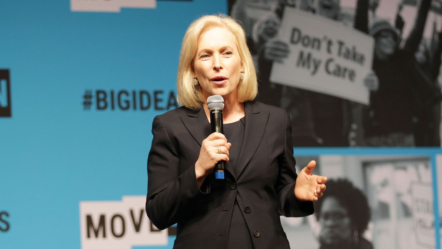 What To Know About Senator Kirsten Gillibrand's Lgbtq+ Rights Agenda