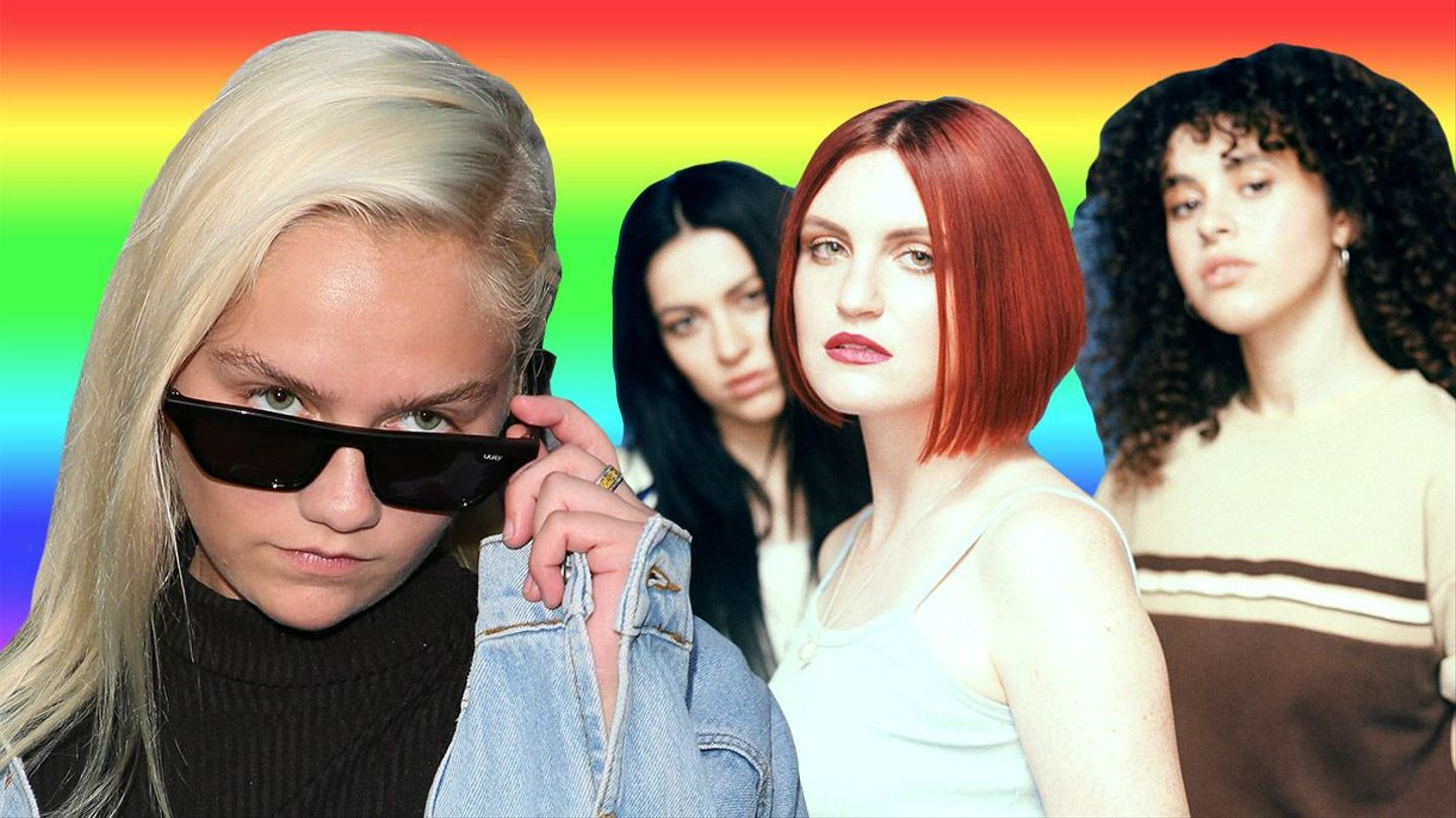 Bop Shop: Songs From Muna, Carlie Hanson, Siena Liggins, And More