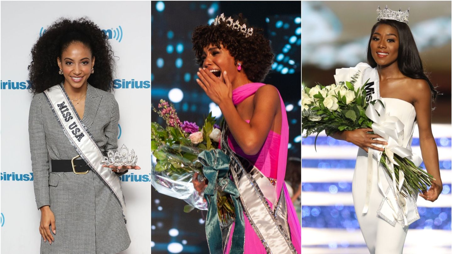 """America's Reigning Pageant Queens Are All Black: """"This Shouldn't Be The Last Time This Happens"""""""