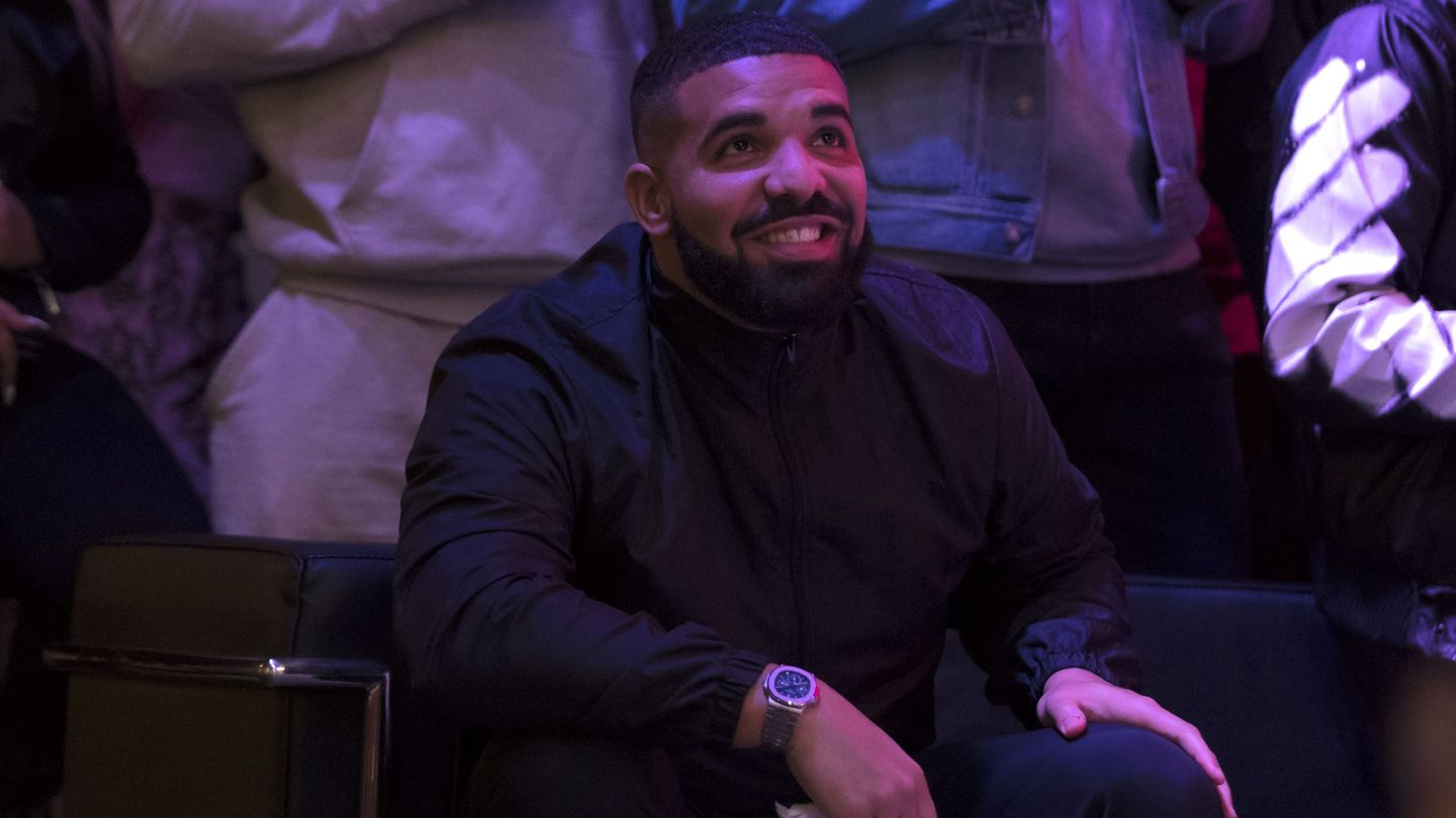Drake Is Celebrating The Raptors' Win With Two New Songs So That Fans Are Also Victorious