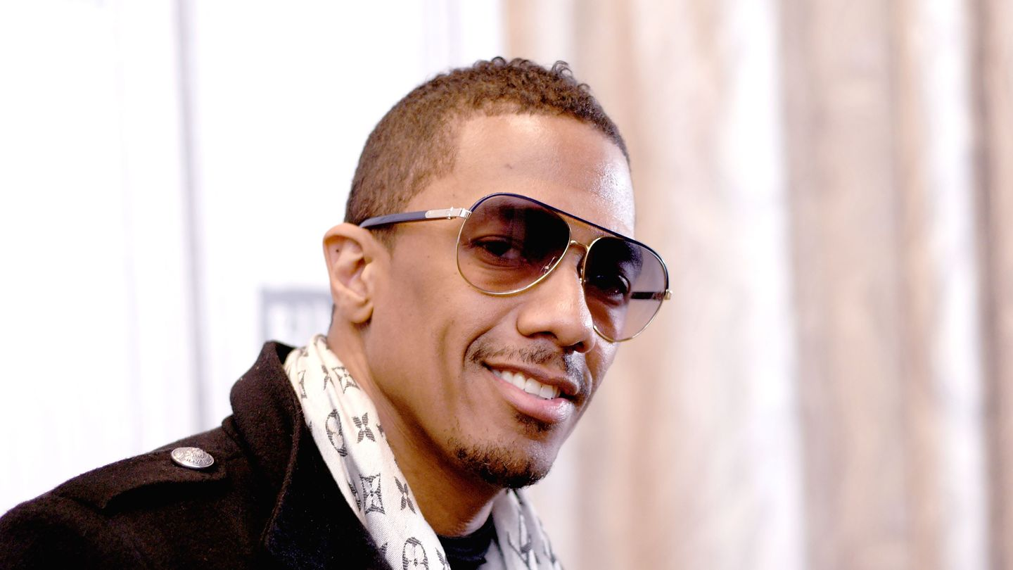Nick Cannon Is Adding Another Title To His Wild Resume
