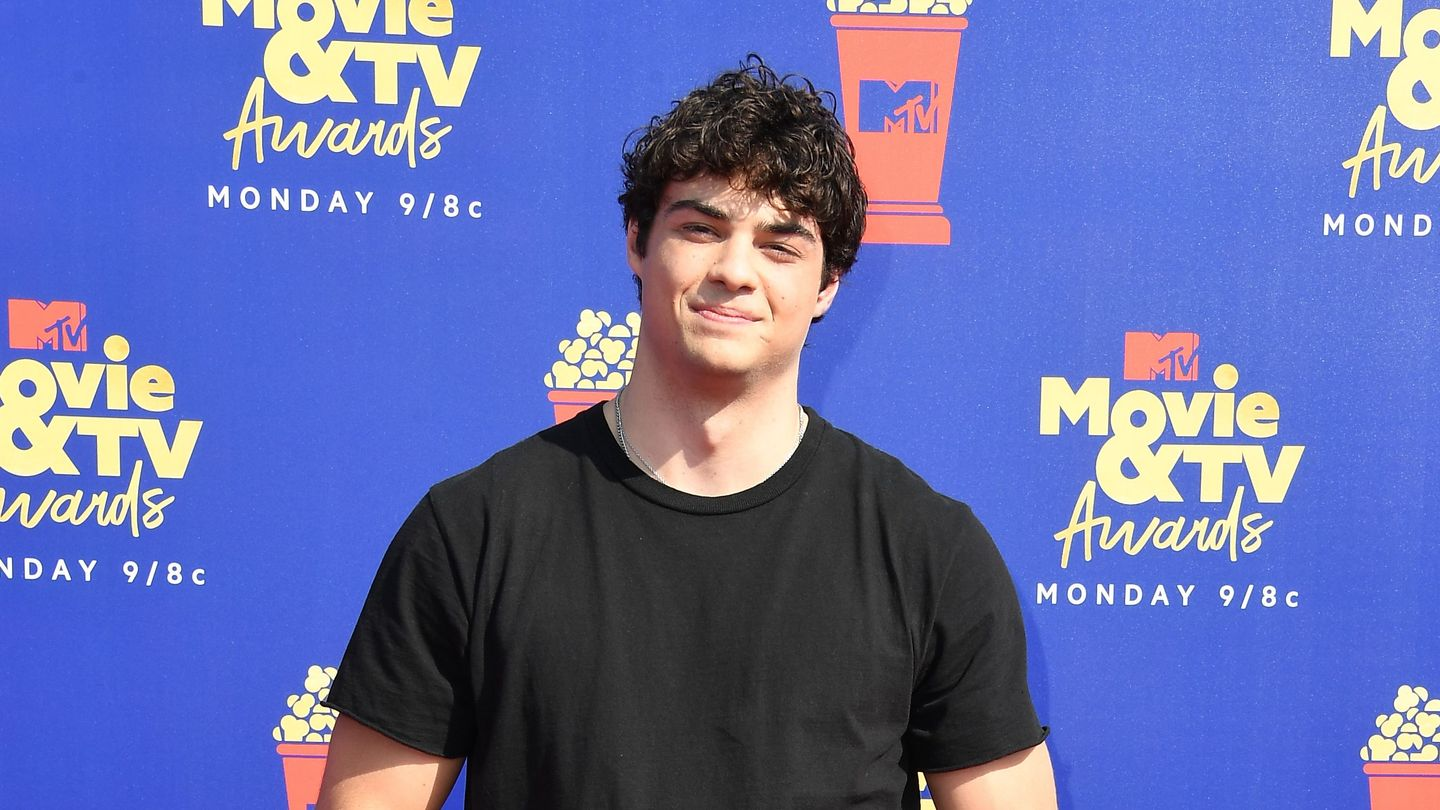 ALERT: Noah Centineo Has He-Man Muscles Now
