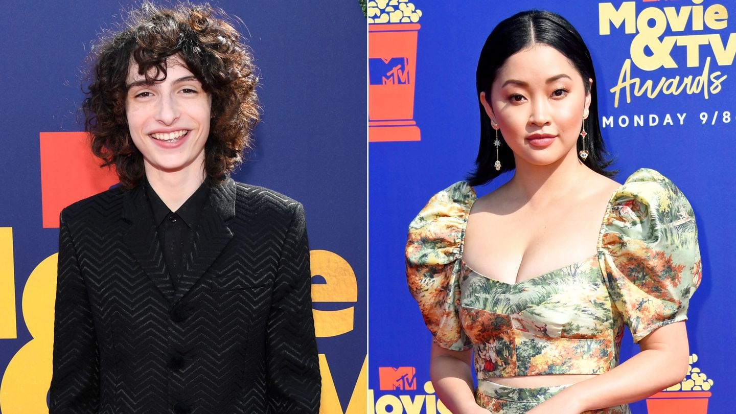 [Tvt News] Lana Condor, Finn Wolfhard, And All The Can't-Miss Looks At The 2019 Movie & TV Awards