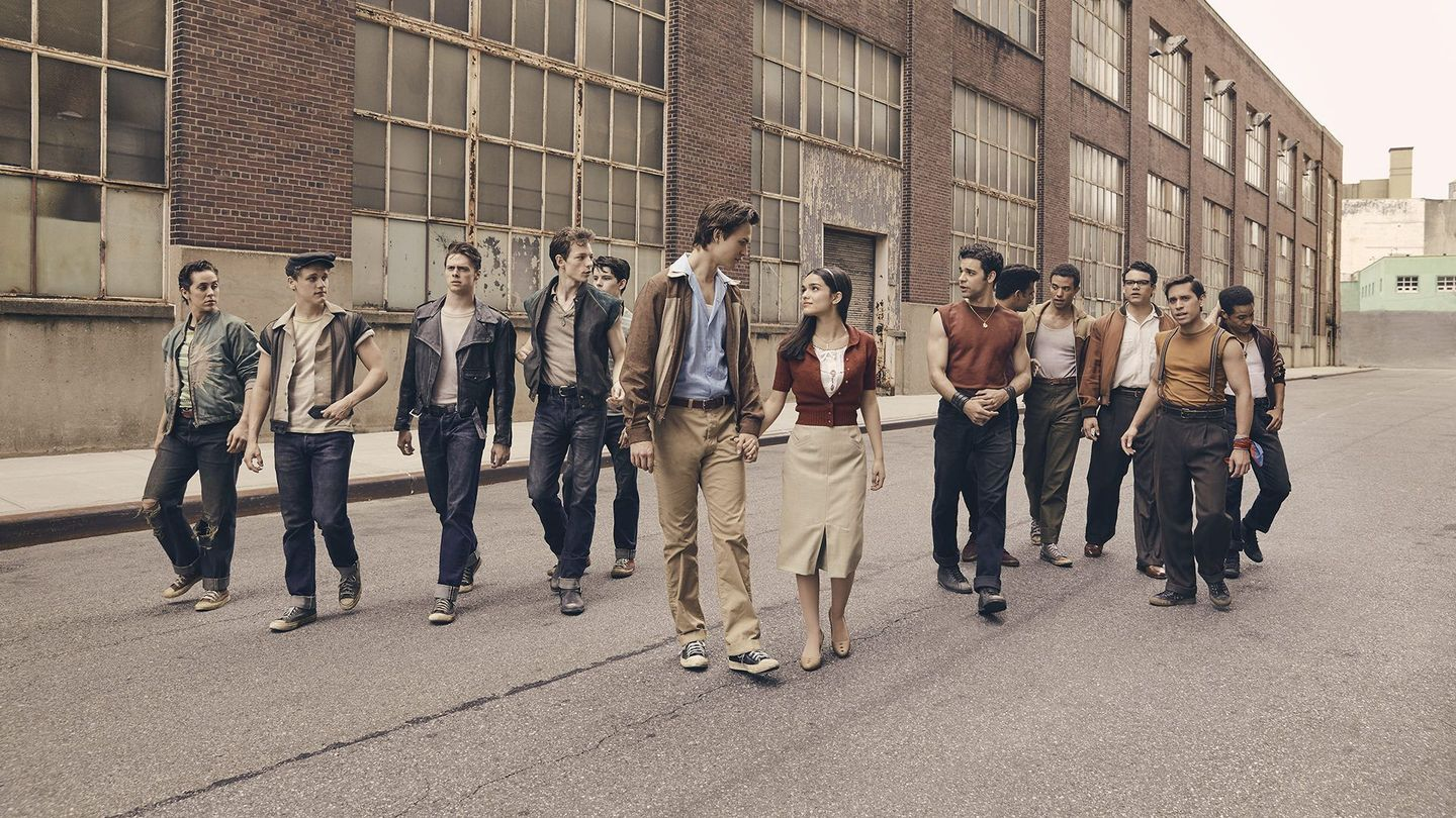 Ansel Elgort Joins West Side Story's Jets In First Look At The 2020 Musical